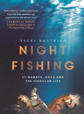 Night Fishing by Vicki Hastrich