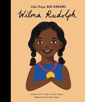 Wilma Rudolph by Maria Isabel Sanchez Vegara