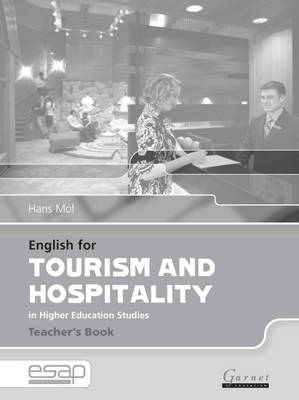 English for Tourism and Hospitality in Higher Education Studies book