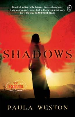 Shadows: The Rephaim Book One by Paula Weston
