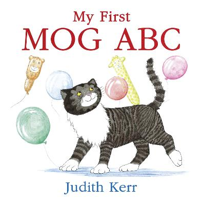 My First MOG ABC by Judith Kerr