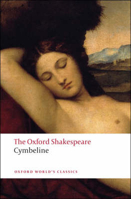 Cymbeline: The Oxford Shakespeare by William Shakespeare