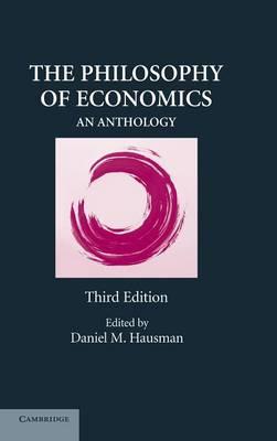 Philosophy of Economics book
