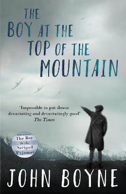 Boy at the Top of the Mountain book