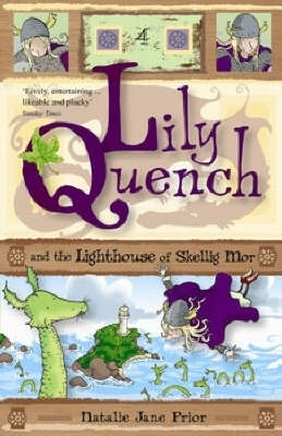 Lily Quench and the Lighthouse of Skellig Mor by Natalie Jane Prior