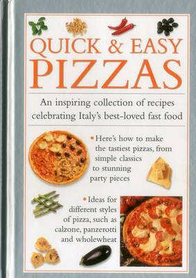 Quick & Easy Pizzas by Ferguson Valerie
