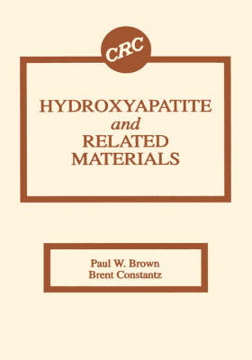Hydroxyapatite and Related Materials book