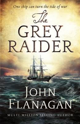 Grey Raider book