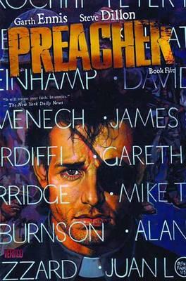Preacher  Book 05 by Steve Dillon
