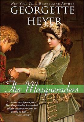 Masqueraders by Georgette Heyer