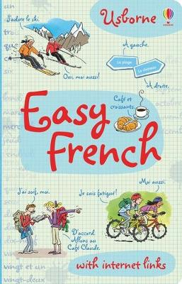 Easy French book