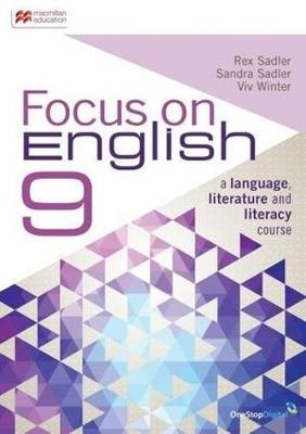 Focus on English 9 - Student Book by Viv Winter