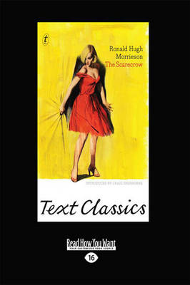 The Scarecrow: Text Classics by Ronald Hugh Morrieson