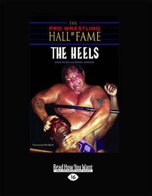 Pro Wrestling Hall of Fame by Greg Oliver