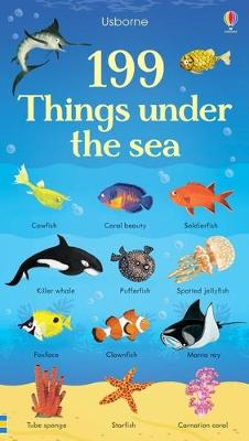 199 Things Under the Sea by Hannah Watson