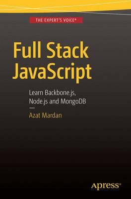 Full Stack JavaScript by Azat Mardan