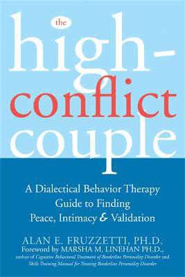 The High-Conflict Couple by Alan E. Fruzetti