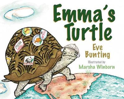 Emma's Turtle by Eve Bunting