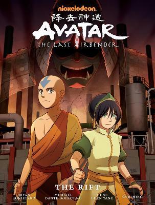 Avatar: The Last Airbender - The Rift Omnibus by Gene Yang