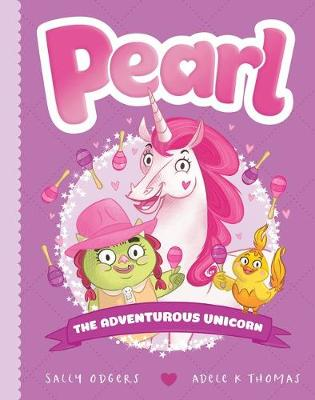 Pearl #8: the Adventurous Unicorn book