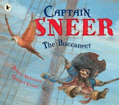 Captain Sneer the Buccaneer book
