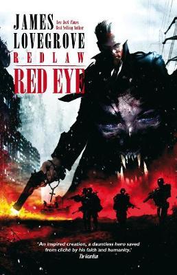Redlaw: Red Eye by James Lovegrove