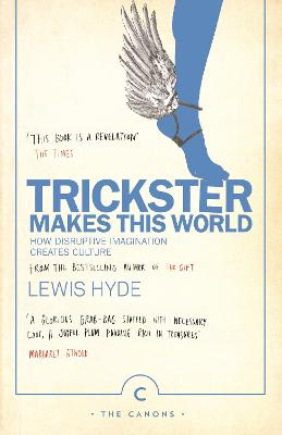 Trickster Makes This World book
