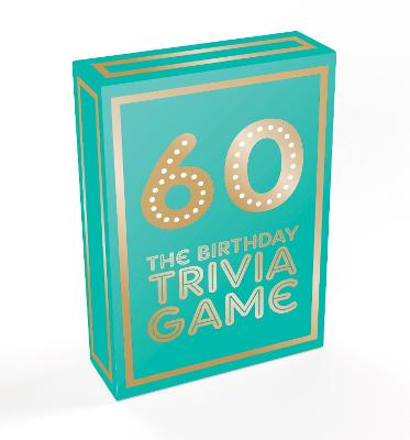 60: The Birthday Trivia Game by Summersdale Publishers