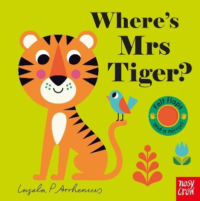 Where's Mrs Tiger? book