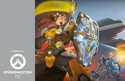 The Cinematic Art of Overwatch, Volume Two book