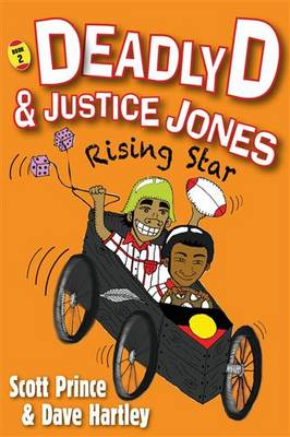 Deadly D and Justice Jones book