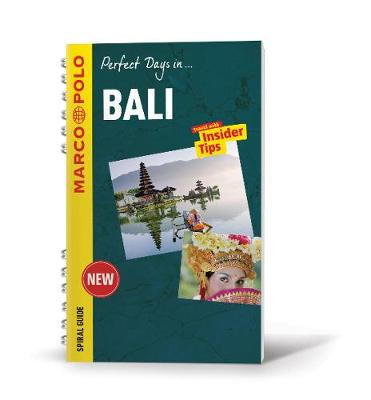 Bali Marco Polo Spiral Guide by Marco Polo