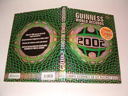 Libro Guinness de Los Records 2002 by Guinness World Records