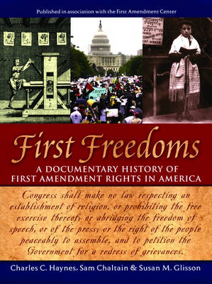First Freedoms by Charles C. Haynes