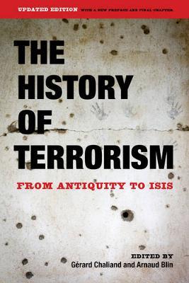History of Terrorism by Gerard Chaliand