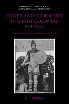 Power and Religiosity in a Post-Colonial Setting book