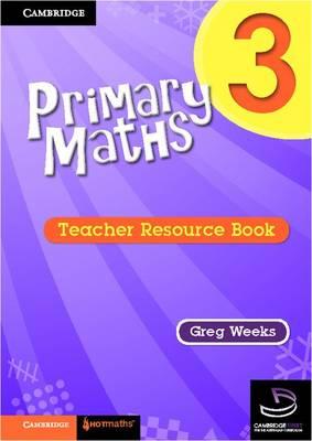 Primary Maths Teacher's Resource Book 3 book