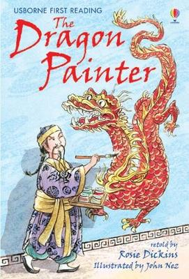 Dragon Painter book