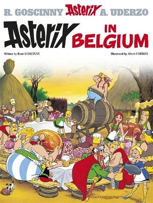 Asterix: Asterix in Belgium book