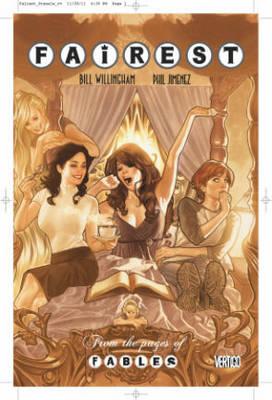 Fairest Volume 1 TP by Bill Willingham