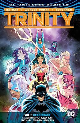Trinity Vol. 2 Dead Space (Rebirth) book