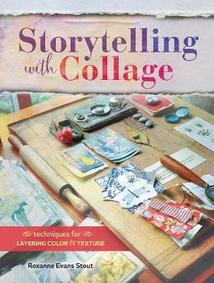 Storytelling with Collage book