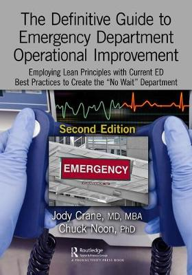 Definitive Guide to Emergency Department Operational Improvement book