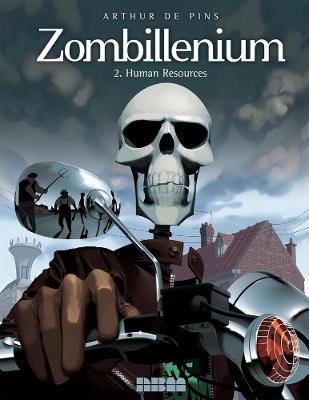 Zombiellenium Vol. 2 by Arthur De Pins