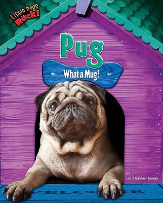 Pug by Lori Haskins Houran