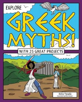 Explore Greek Myths! book