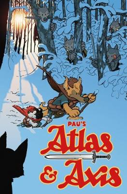 Atlas & Axis by Pau