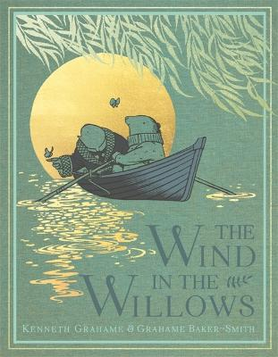 The Wind in the Willows by Grahame Baker-Smith