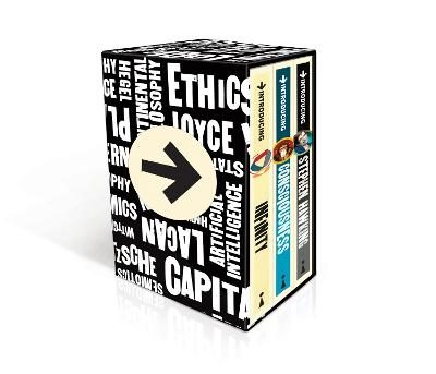 Introducing Graphic Guide Box Set - More Great Theories of Science by Brian Clegg