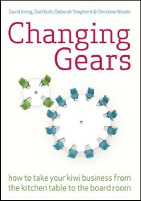 Changing Gears by Darl Kolb
